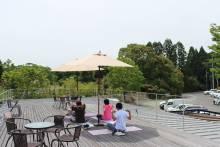 5/26(日)、青空ヨガイベントが行われました。