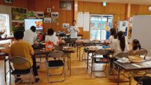 第1回『自社産ハーブを使った料理教室』レポート。